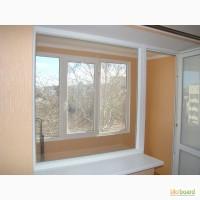 Ремонт балкона в городе Кривой Рог цена (окна)