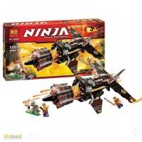 Конструктор NINJA(Ниндзя) - Скорострельный истребитель Коула(10322)