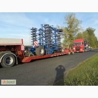 Перевозка негабаритных грузов и спецтехники - золотые автомагистрали
