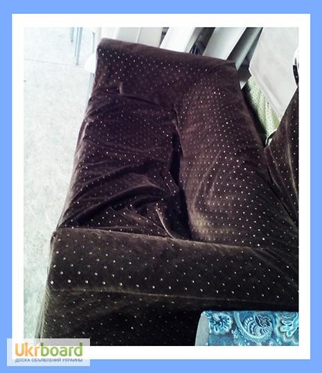 Фото 3. Бу диван с чехлом. Бу диваны для ресторанов. Бу мягкая мебель