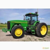 До 10 августа. Трактор Джон Дир John Deere 8200 (180 л.с.) купить