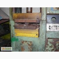 Продам пресс гидравлический ДЕ 2428 с плитами нагрева