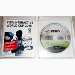 FIFA 15 PS3 диск, на русском