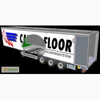 Ремонт гидравлики подвижных полов полуприцепов Cargo Floor
