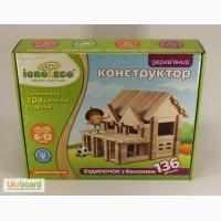 Конструктор Дом с Балконом