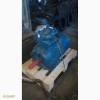 Продам обменяю электродвигатель АИММ 160м2 18.5 квт 3000 об 380/660 взрывобезопасный взи с