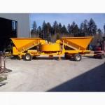 Б/У Мобильный бетонный завод Sumab M-22 ( 60 м3/ч, 2002 г. Швеция)