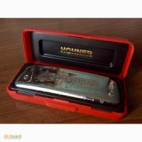 Губная гармошка Hohner Golden Melody C