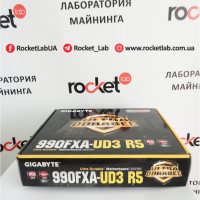 Материнская плата Gigabyte GA990 FXA-UD3 R5