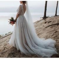 Продам Дизайнерское свадебное платье Esty style