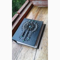 Альбом для фото, прекрасный подарок, верхний ручная работа 18х18см, 10 листов