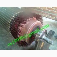Услуги по ремонту электромагнитных плит, электродвигателей и тахогенераторов всех типов