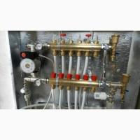 Монтаж системи опалення