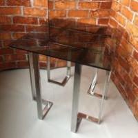 Меблі з нержавіючоі сталі
