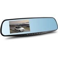 Зеркало заднего вида с видео регистратором DVR 139 Full HD