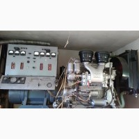Продам дизельный генератор ЯАЗ-204
