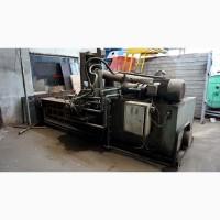 Пресс для металлолома YD-1350