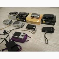 Домашние фотоаппараты Nikon, Canon, Fujifilm, Sony рабочие дешево