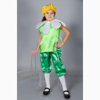 Карнавальный костюм Ромашка для детей 3-8 лет