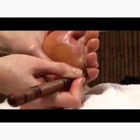 Классический массах спины+ШВЗ, массаж ног, тайский фут массаж стоп
