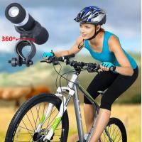 Фонарь для велосипеда с блютузом Многофункциональный bluetooth фонарик