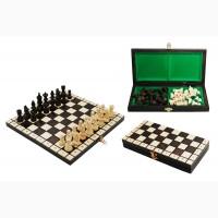 Польские деревянные шахматы