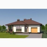 Готовые проекты домов по 40 грн./м2