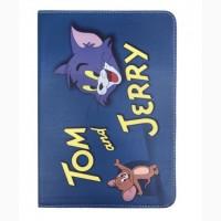 Книжка накладка Tom and Jerry на iPad 2/3/4 айпад Чехол Том и Джери Video Game Stand Smart