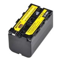 Aккумулятор SONY NP-F750/F770 5600mAh для освещения и камер