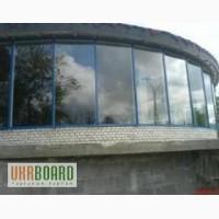Алюмінієві фасади, зимові сади, перегородки, басейни, вікна, двері, вітрини