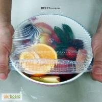 Пищевая пленка Stretch and Fresh, набор крышек-пленок для упаковки продуктов