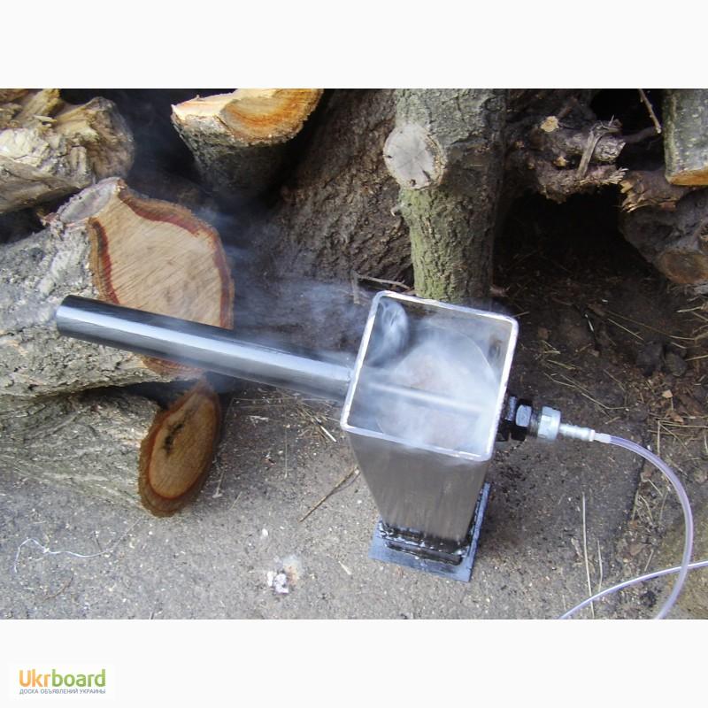 Сделать дымогенератор своими руками для холодного копчения