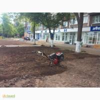 Перекопаю землю, садовый участок, огород мотоблоком в Мариуполе