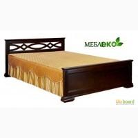 Кровать из натурального дуба на заказ, Кровать Майорита