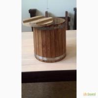 Бочка деревянная от производителя