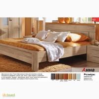Деревянная кровать Анна