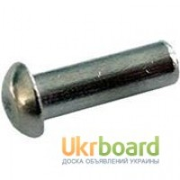 Заклепка 3х6 стальная полукруг ГОСТ 10299-80