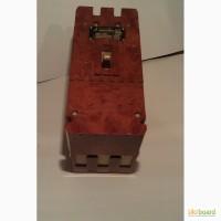 Автоматический выключатель А3772, А3776