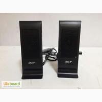 Продам новые фирменные колонки Acer Logitech S100 2.0 Black