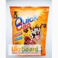 Детское какао с добавлением витамин Quik Cao, 500 г