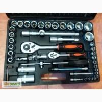 Набор ручного инструмента из 94 элементов M 252; ller. Идея для подарка