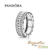 Оригинал Pandora кольцо 190962CZ