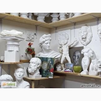 Курс Академическая скульптура, подготовка в ВУЗ