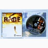 Rage PS3 диск