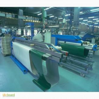 Производим сварку конвейерных лент с помощью специального пресса