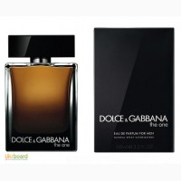 Dolce Gabbana The One for Men Eau de Parfum парфюмированная вода 100 ml