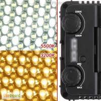Накамерный светодиодный свет Aputure Amaran AL-198C c переменной цветовой температурой