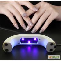 9 Вт уф-лампа для маникюра, переносная, светодиодная, с питанием от USB