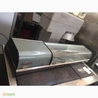 Холодильная витрина настольная б/у суши-кейс MOVILFRIT Veci-6 inox
