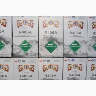 Фреон R406A Ice Loong (13.6 кг/баллон)